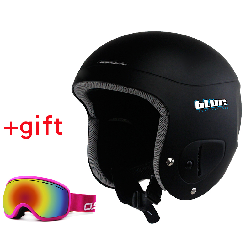 d1e81b2d51b50 Aliexpress.com   Buy BLUR Ski Full Face Helmet For Adults Snowboard Helmet  Sports Helmet Covers Head Guard Apine Skiing Protection For Women And Man  from ...