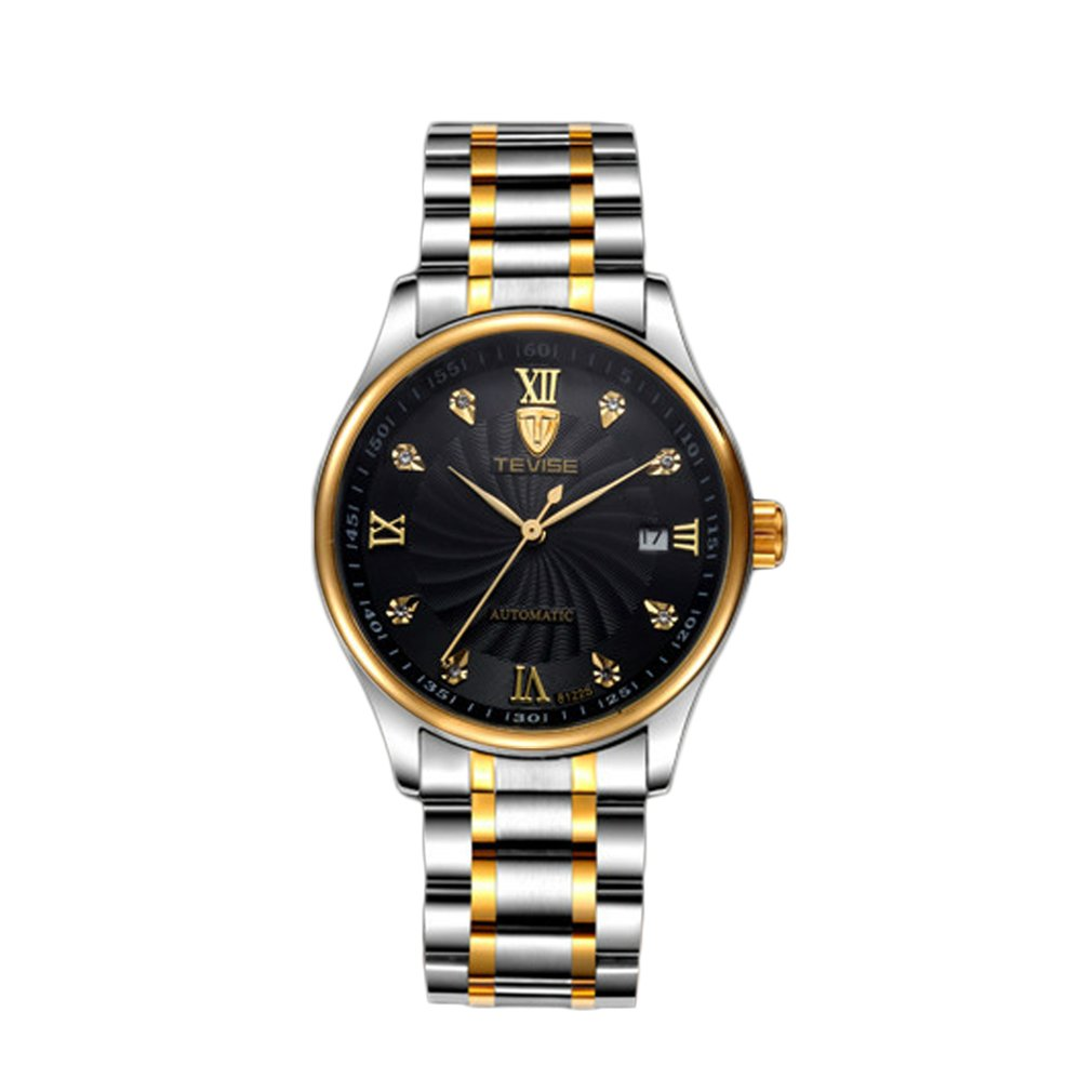 TEVISE Automatic Mechanical Watch  Waterproof Sport Male Clock Fashion Relogio Automatico Masculino Luxury Gifts tevise mens fashion sport automatic
