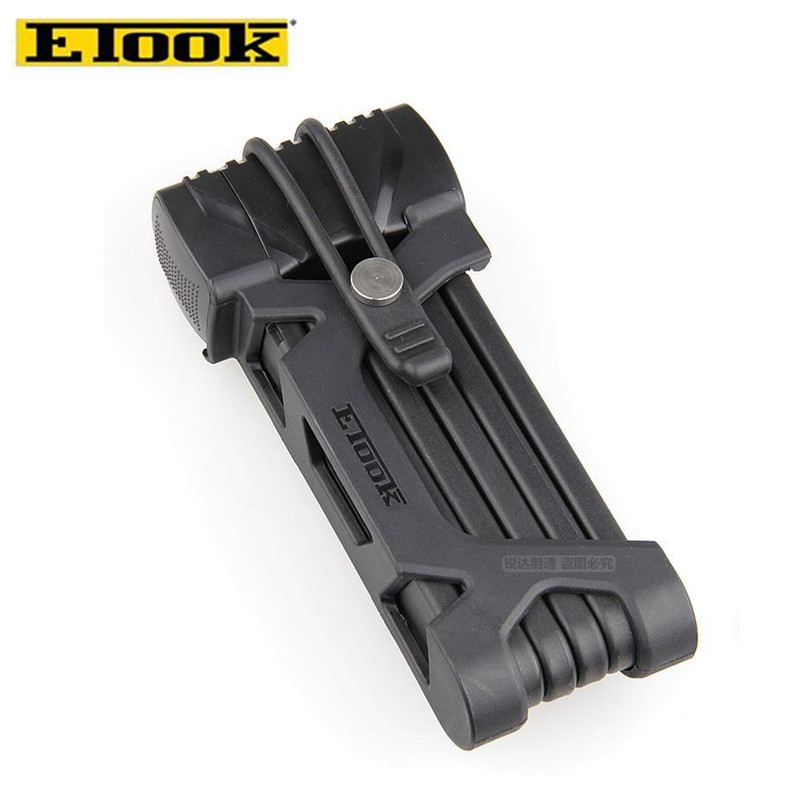 ETOOK mountain bike road bike folding bicycle theft lock lock anti 12 tons of hydraulic shears ET550H etook 2017 new mtb bike u lock steel bicycle security lock anti theft portable motorcycle outdoor sports cycling accessories