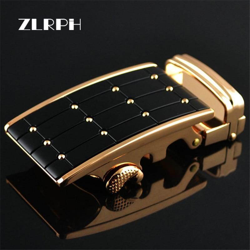ZLRPH New Style High-grade Belt Buckle Business Popular High-end Style Luxury Brand Man  Wholesale