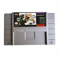 Super Nintendo SFC SNES Chrono Trigger Series Video Game Cartridge Console Card English Version