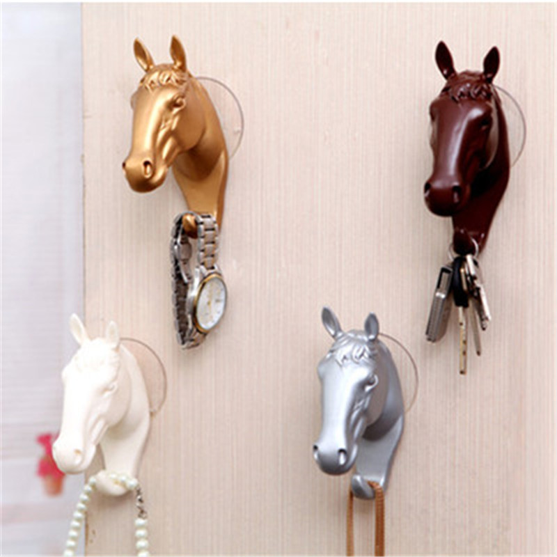 Us 2 02 35 Off Decorative Wall Hook For Home Furnishing Modern Small Cute Multifunction Hooks Jewelry Keys Creative Hangers Rack Pc993124 In