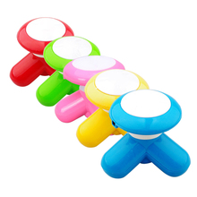 Handled USB/Battery Electric Mini Vibrating Full Body Massager SN-Hot