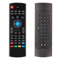 Новинка 2.4 г. г беспроводной пульт дистанционного управления клавиатуры и мыши с USB приемник для XBMC для Android TV Box Smart TV продвижение