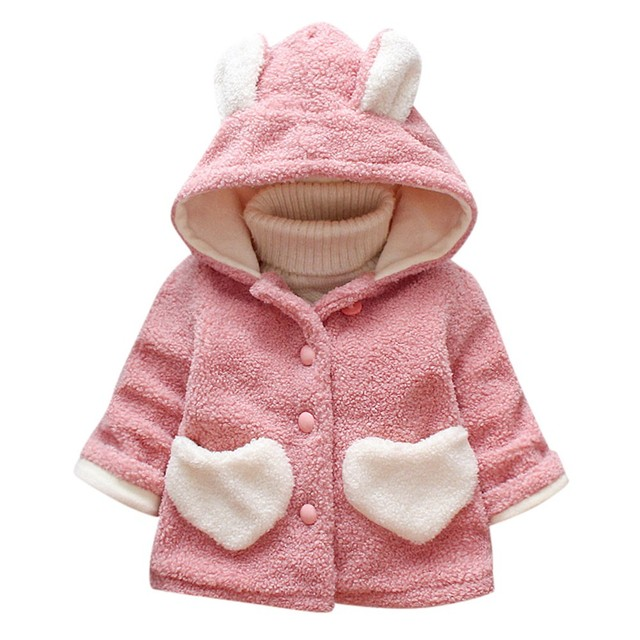 Baby Coat Outerwear Baby...
