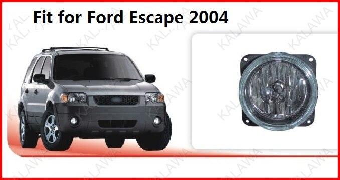 5 Pairs, Посвященный 12 В 42 Вт противотуманные фары противотуманные фары лампы для Ford Escape 2004 без провода FD214 Freeshipping ТТТ