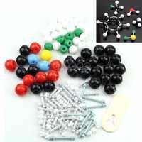 New Organic Chemistry Scientific Atom XM-005 Molecular Models Teach Set Model Kit