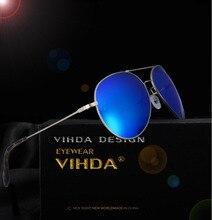 VIAHDA 2016 New  Men Women Polarized Sunglasses With Case Ultralight Only 12g Sports Sun Glasses Oculos De Sol Gafas