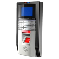 TCP/IP 125Khz RFID Biometric Fingerprint Access Control Keypad Time Attendance with SDK + Power Supply