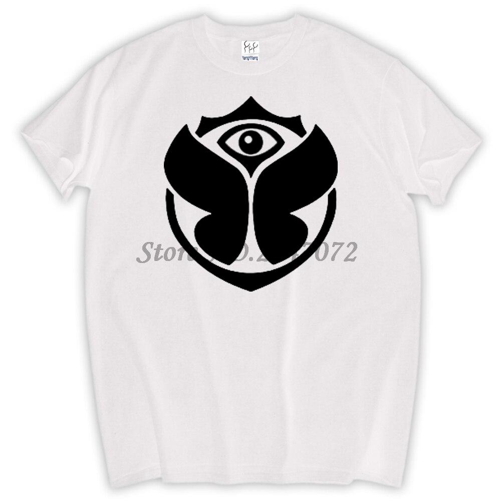 Design your own t-shirt for cheap price - Fashion Summer Design Casual T Shirts Men Clothing Print Tomorrowland Rock Band Tees Hip Hop Short Sleeve T Shirt Cheap
