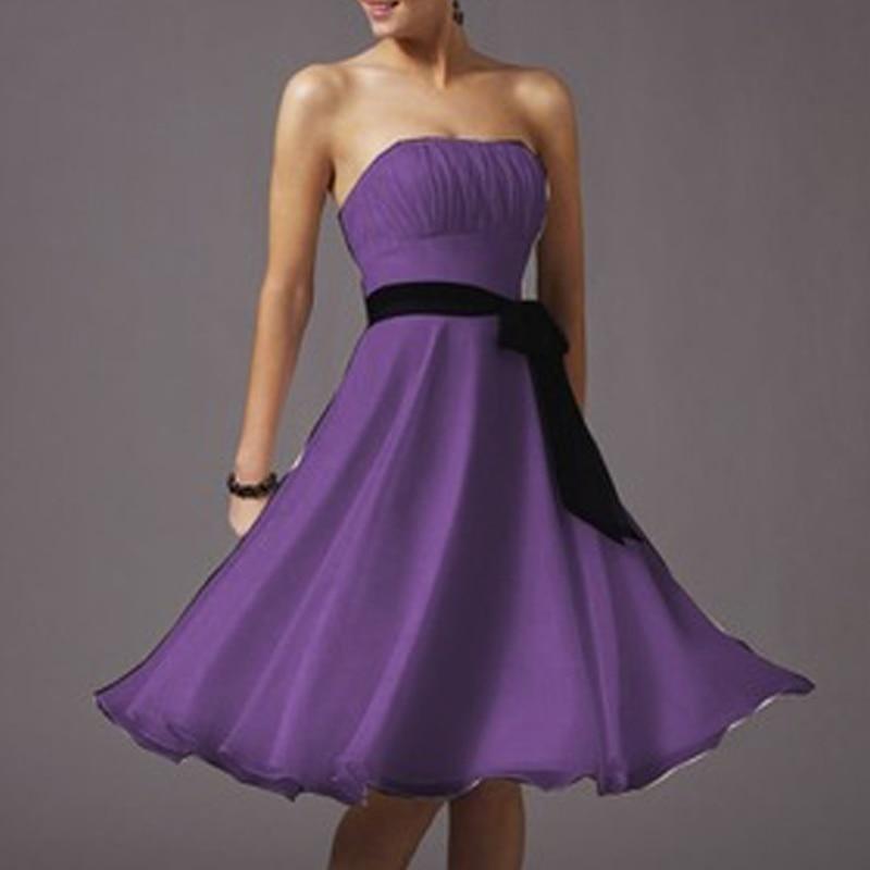 vestido madrinha 2019 new chiffon A line Tea Lime green bridesmaid dresses short plus size cheap bridesmaid dresses under 50