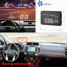 Liislee For Toyota Land Cruiser Prado LC 150 LC150 2010~2014 - Car HUD Head Up Display Driving Screen Projector Windshield