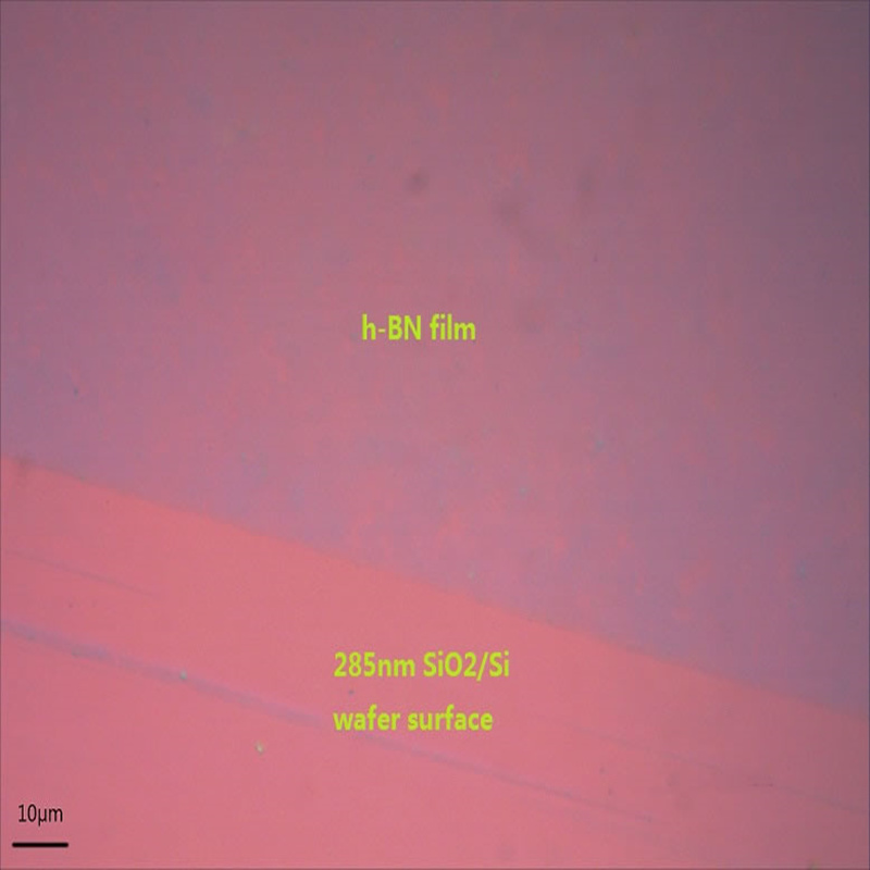 Film continu de nitrure de boron à une couche | film hexagonal de nitrure de boron, graphène matériau deux dimensions