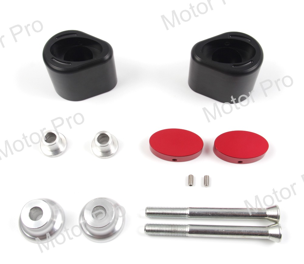1 Pair Engine Slider Protectors FOR YAMAHA YZF-R1 2002 2003 YZF R1 Anti Crash Pads Falling Protection Protective COVER