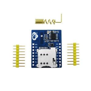 Image 2 - 10 قطعة/الوحدة البسيطة A6 جي بي آر إس GSM كيت GA6 B اللاسلكية التمديد وحدة مجلس هوائي اختبار ل SIM800L