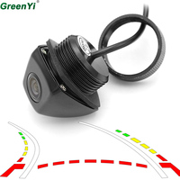 Intelligent Reversing Trajectory Tracks For BMW X6 E71 E72 X5 E53 E70 X3 E83 Car Back Up Reverse Rear View Parking Cam Camera