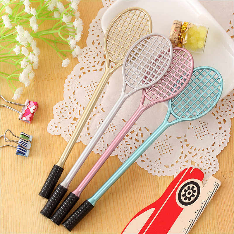 PVC Badminton Racket for Kids Floam Putty Cream Model Clay Tool DIY Fluffy Slime Form Crystal Soil Kit Clear Slime colour