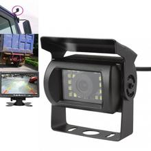120 degrees Waterproof Car LED Rear View font b Camera b font 12V Universal Auto Night