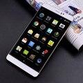 Лучшие 6 дюймов телефон MTK6580A quad core 4800MA батареи Android 5.1 Dual SIM карты 3 Г WCDMA Разблокирован Смартфон Мобильный телефон