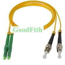 Cavalier optique LC/APC ST/UPC ST/UPC LC/APC SM Duplex GoodFtth de corde de correction de Fiber 1 15 m
