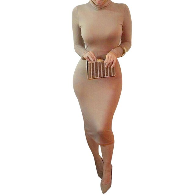Wholesale plus size bandage dress