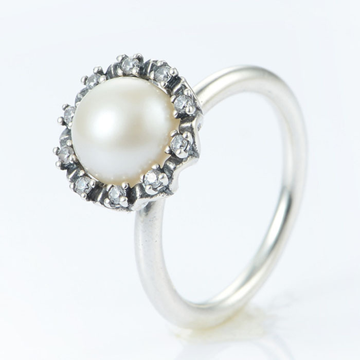 original 925 sterling silver everlasting grace ring with