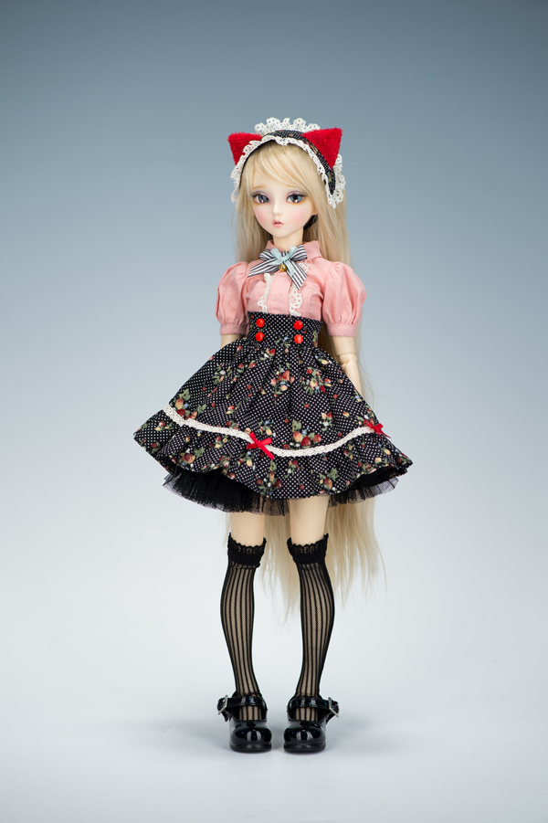 bjd 1 4Black Strawbery for Girl