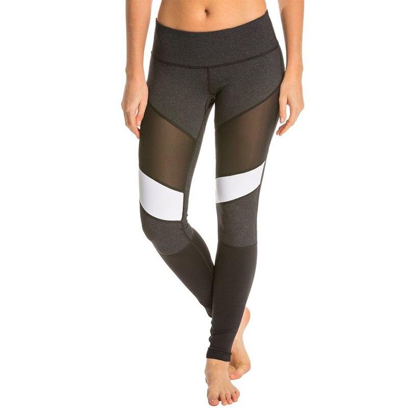 Yoga Pants Leggings Sport Women Fitness Running Tights Sportwear Compression Pants Sport Trousers Workout Legging Jogging Femme
