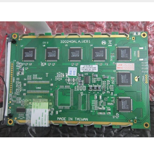 For New Original or Replacement 320240ALA.VER1 5.7' 320*240 LCD Display Module Panel Industrial Screen адаптер dell qlogic 2562 dual port 8gb fibre channel hba pci e x8 full profile kit 406 bbek