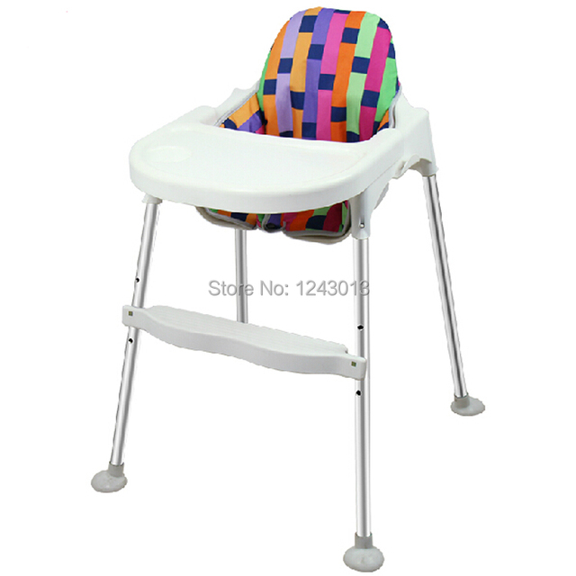 Baby Dining Chair Dining Table Baby High Chair Booster Seat Feeding Chair  Free Shipping 2