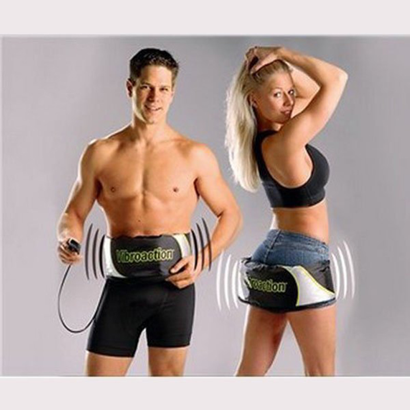 Vibro Action Vibroaction Belt Shape Massage Belt VIBRO Loss Weight Losing Effective Slimming Massage Belt Health Care massager nsf cgmp health care loss weight polysaccharides indian buead extract 200g lot