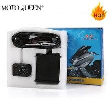 MotoQueen 35 Вт * 4 двигатель автомобиля колонки Байк mp3 плеер FM Радио ATV цикл аудио mp3 системы
