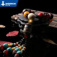 Car accessories car hanging beads Tibetan meaning lucky evil car hanging accessories