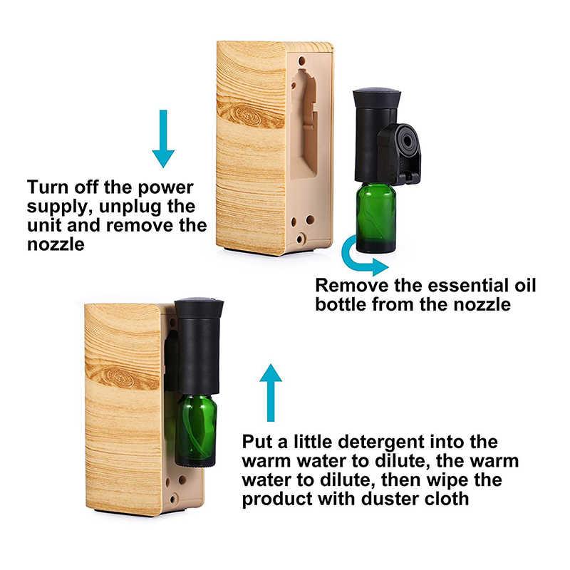 Wiederaufladbare Ätherisches Öl Diffusor Wasserlosen Tragbare Difusor De Aroma Elektrische Aromatherapie Diffusoren Aromaterapia Haushalt