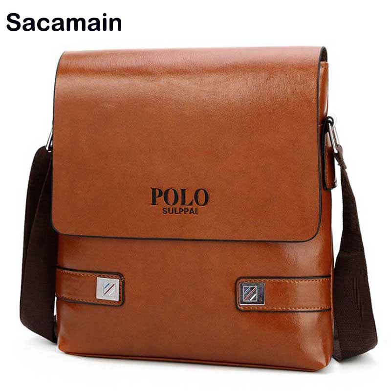 Messenger Bags Briefcase Portfolio Crossbody For iPads Holder Bolso Business Shoulder Travel Bags For Men s Volunteer Bag