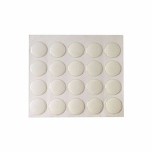 ФОТО resin 100pcs 25mm 1 inch  for diy craft round transparent clear epoxy adhesive circles bottle cap stickers btn-5726