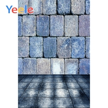 Yeele Old Stone Wall Photographic Backdrops Brick Floor Portrait Grunge Photography Backgrounds Customized For Photo Studio 12ft vinyl cloth dark old brick wall wood floor photo studio backgrounds for model newborn portrait photography backdrops f 257