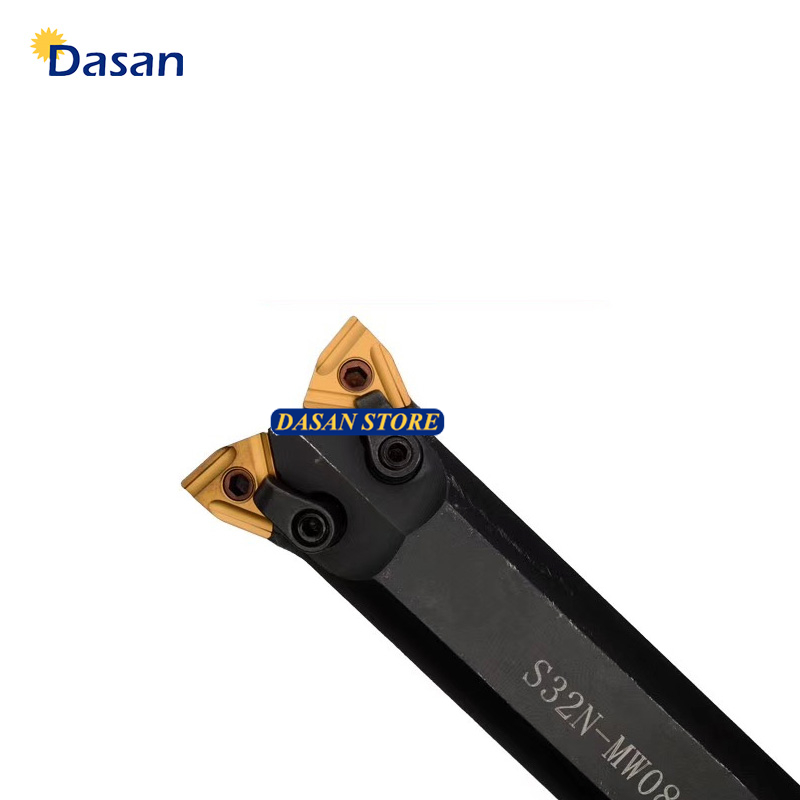 S25N S25R MWLNR08 Boring Bar Tool Holder 160mm Non-standard Hole Inner Hole Compound Numerical Control Arbor CNC Lathe Tools