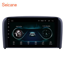 Seicane 9 inch Android 8.1 Auto Unit Radio voor 2004 2005 2006 Volvo S80 GPS Navigatie USB AUX ondersteuning Carplay DVR OBD Digitale TV(China)