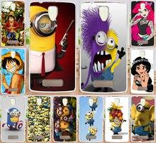 cartoon tv despicable me minions one piece gru nefario agnes pc phone case cover for fundas lenovo a a  cases cover capa