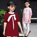 Girl T Shirt For Teenagers Baby Girl  5 6 7 8 9 10 11 12 13 Years Kids Big Size T-shirt Autumn Long Sleeve School Girl Tees