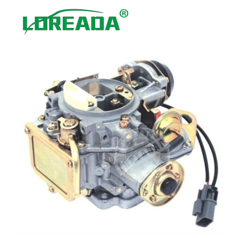 LOREADA новый автомобиль Карбюратор Carb двигатель в сборе Запчасти для авто 16010 21G61 для Nissan 720 пикап 2.4L Engine 1983 1986