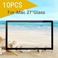 "10 unids/lote Original Nuevo Cristal Para iMac 27 ""A1312 LENTE DE CRISTAL LCD CUBIERTA"