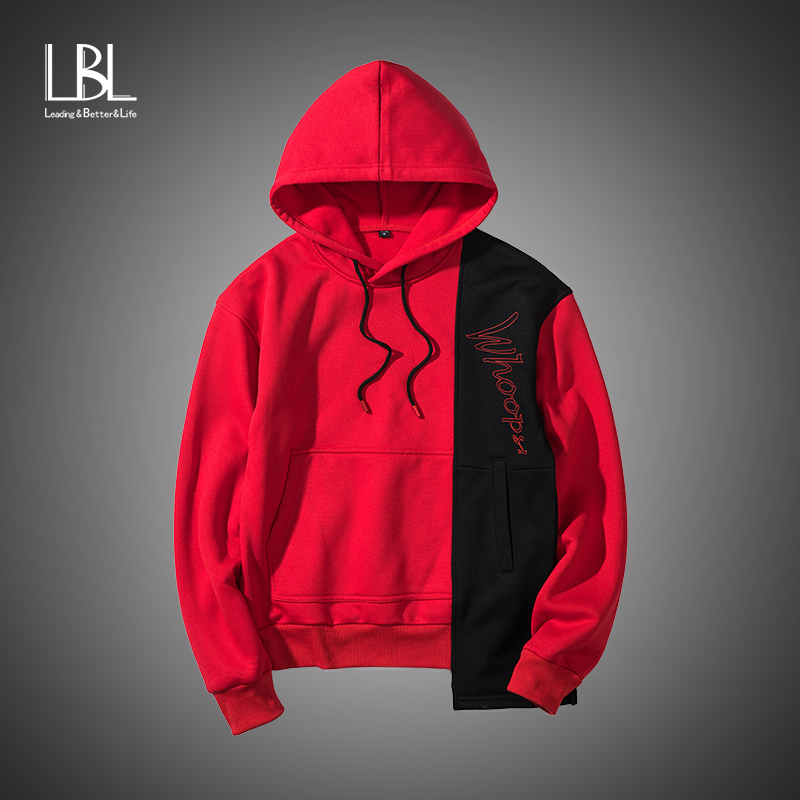 LBL Hoodies Men 2018 Autumn New Fashion Hoodies and Sweatshirts Brand Clothing LBL00A24 it will Be produced if it get more Likes
