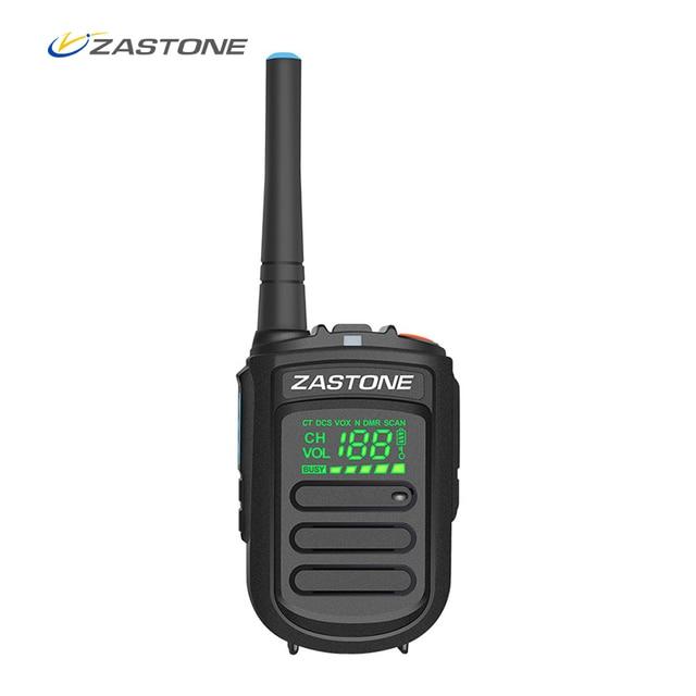 Zastone Mini9 plus DMR портативная цифровая рация UHF 400 470MHz HF трансивер коммуникатор ручной двухстороннее радио