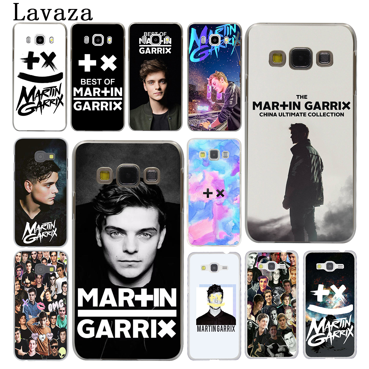 Lavaza Martin Garrix Famous DJ Hard Phone Case for Samsung Galaxy J7 J1 J2 J3 J5 2015 2016 2017 Prime Pro Ace 2018 Cover