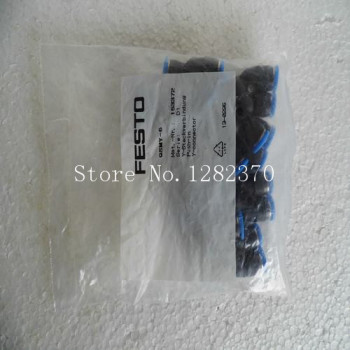 [SA] New original authentic special sales FESTO gas fitting QSMY-6 stock 153 372 --20pcs/lot [sa] new original authentic special sales schunk sensor switch mmsk22 s pnp spot