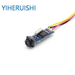 Image 5 - Mini 600TVL CMOS Farbe CCTV Kamera FPV Kamera Industrie endoskop 7x25mm