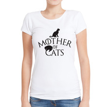 Mother of Cats T-Shirt for Women