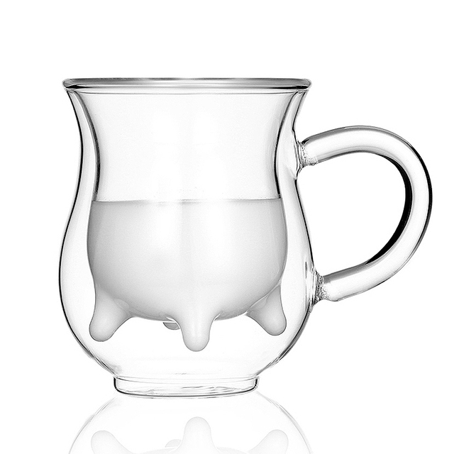 Funny Cow Glass 3